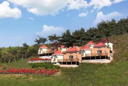 100平方米1臥室獨立屋 (保寧) - 有1間私人浴室 Skytourfarm pension