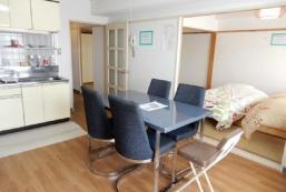 55平方米2臥室公寓(旭川) - 有1間私人浴室 Wifi  ,5min walk to AsahikawaSta 30min Biei602U