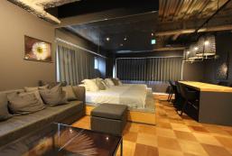 48平方米開放式公寓(心齋橋) - 有0間私人浴室 NEBOU HOTEL 4F