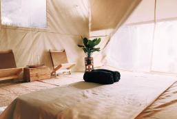 16平方米1臥室平房 (安帕瓦) - 有1間私人浴室 MaeKlong LongStay Tent 02