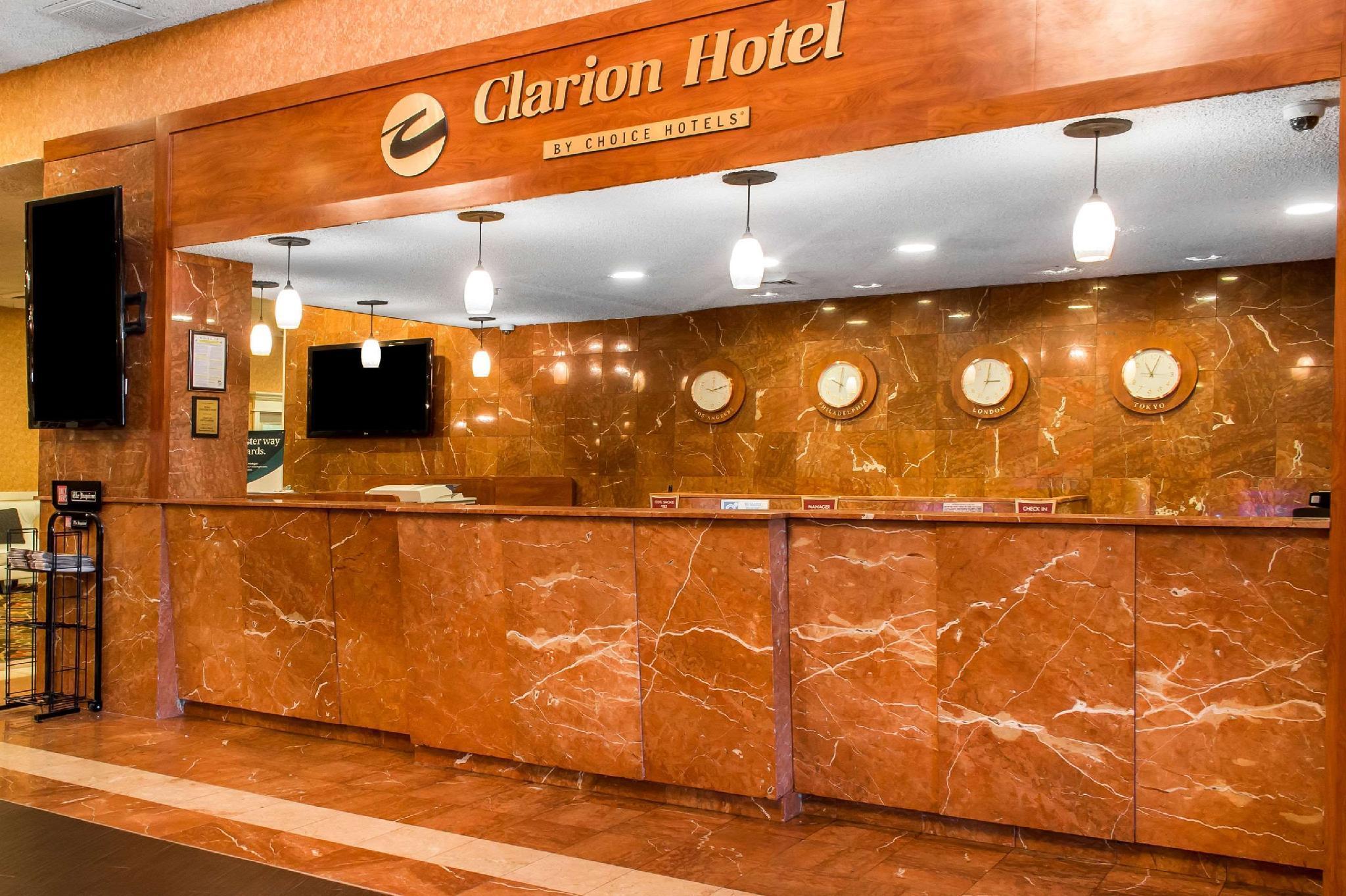 Clarion Hotel Philadelphia International Airport In Pa