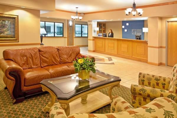 Holiday Inn Express Hotel Suites Elkhart South Elkhart