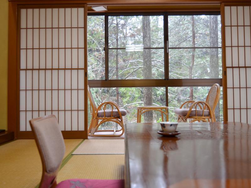 Miyamashinrinonsen Mirakurutei In Japan