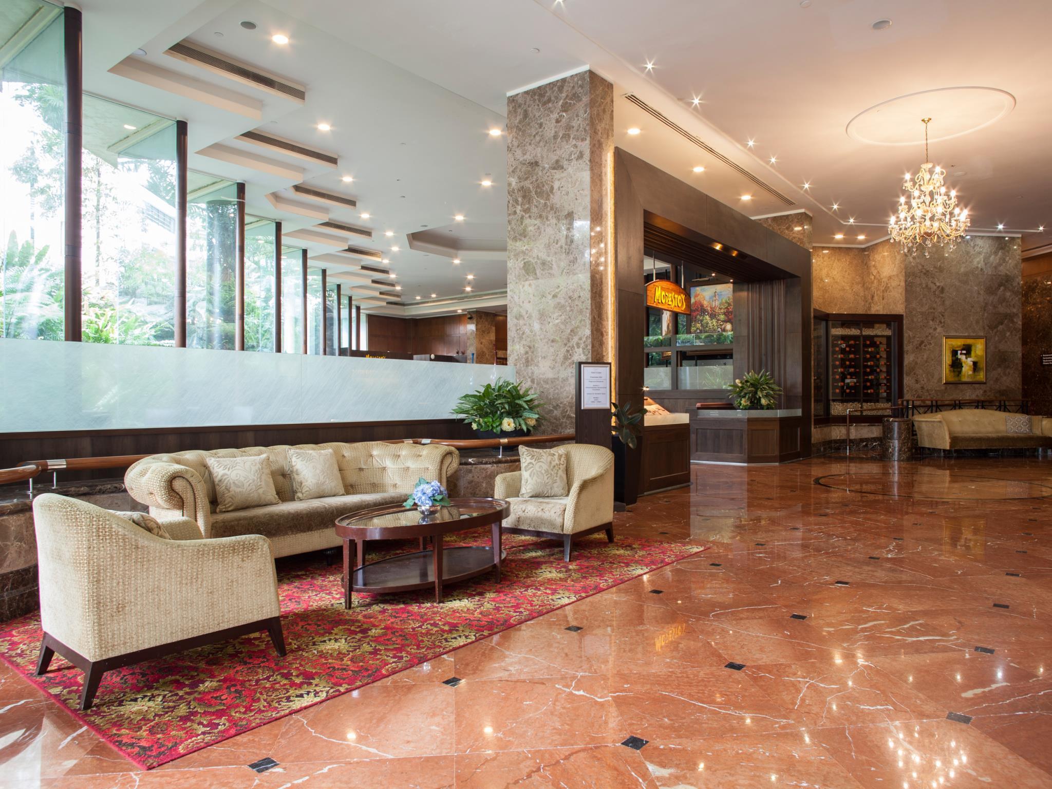 Elizabeth Hotel East Hospitality
