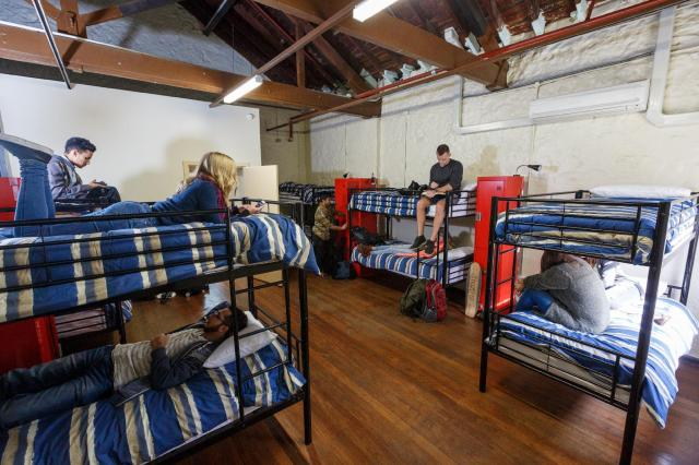10-Bed Dormitory -- Mixed - Bed