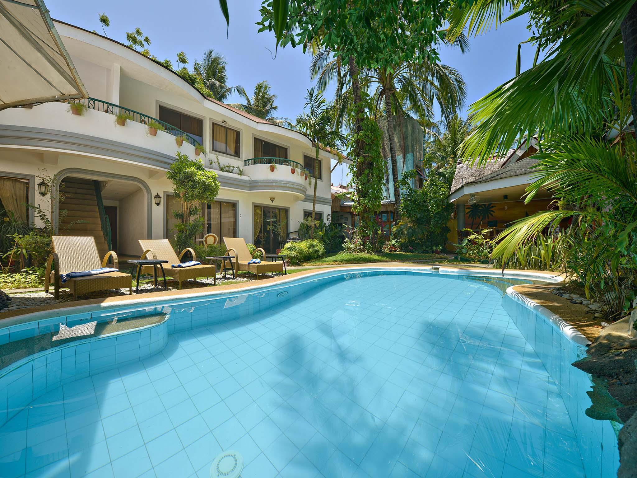 Hotel Villa Sunset In Philippines