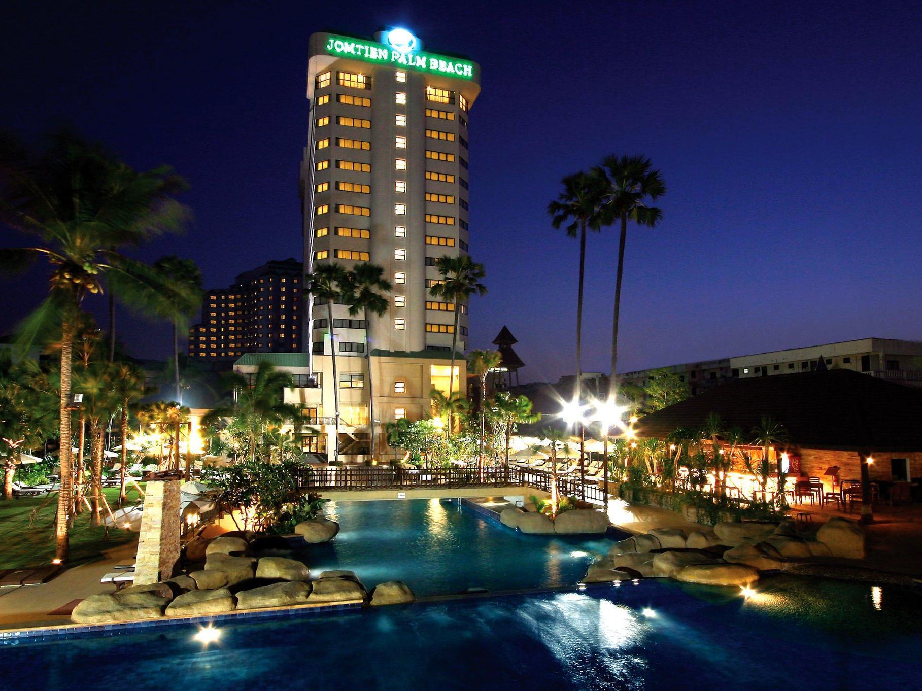 Pattaya Beach Thailand Hotels