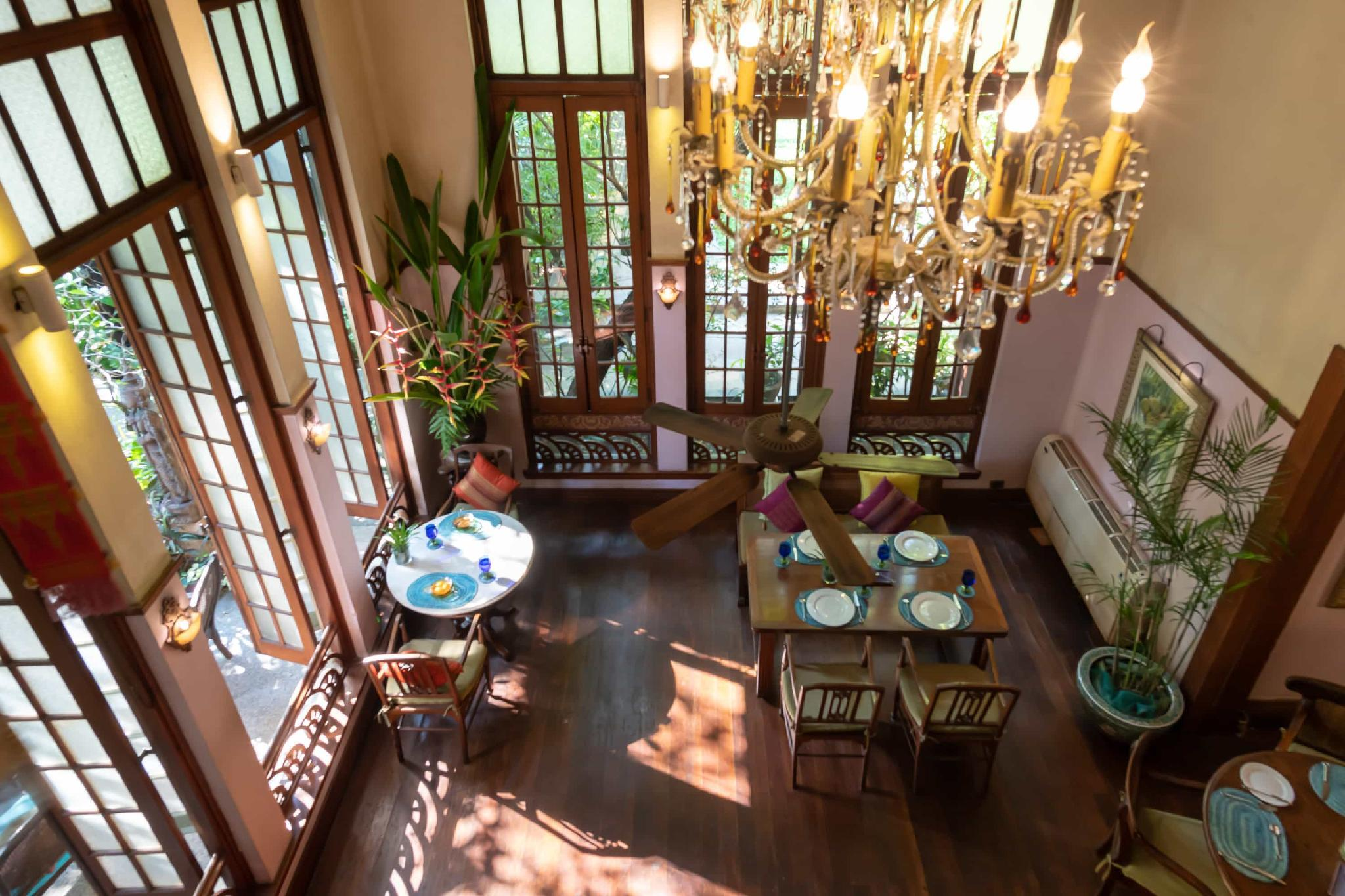 Ariyasomvilla Hotel In Thailand