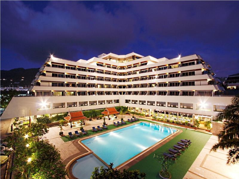 Patong Resort Hotel In Phuket