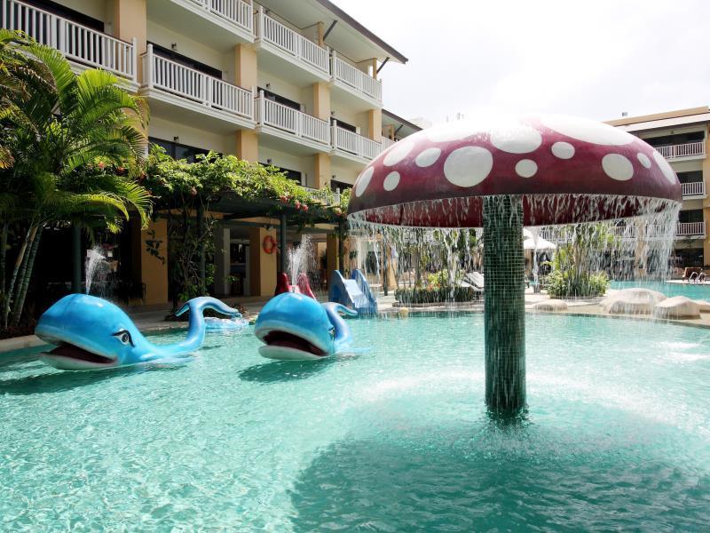 Thara Patong Beach Resort & Spa In Phuket
