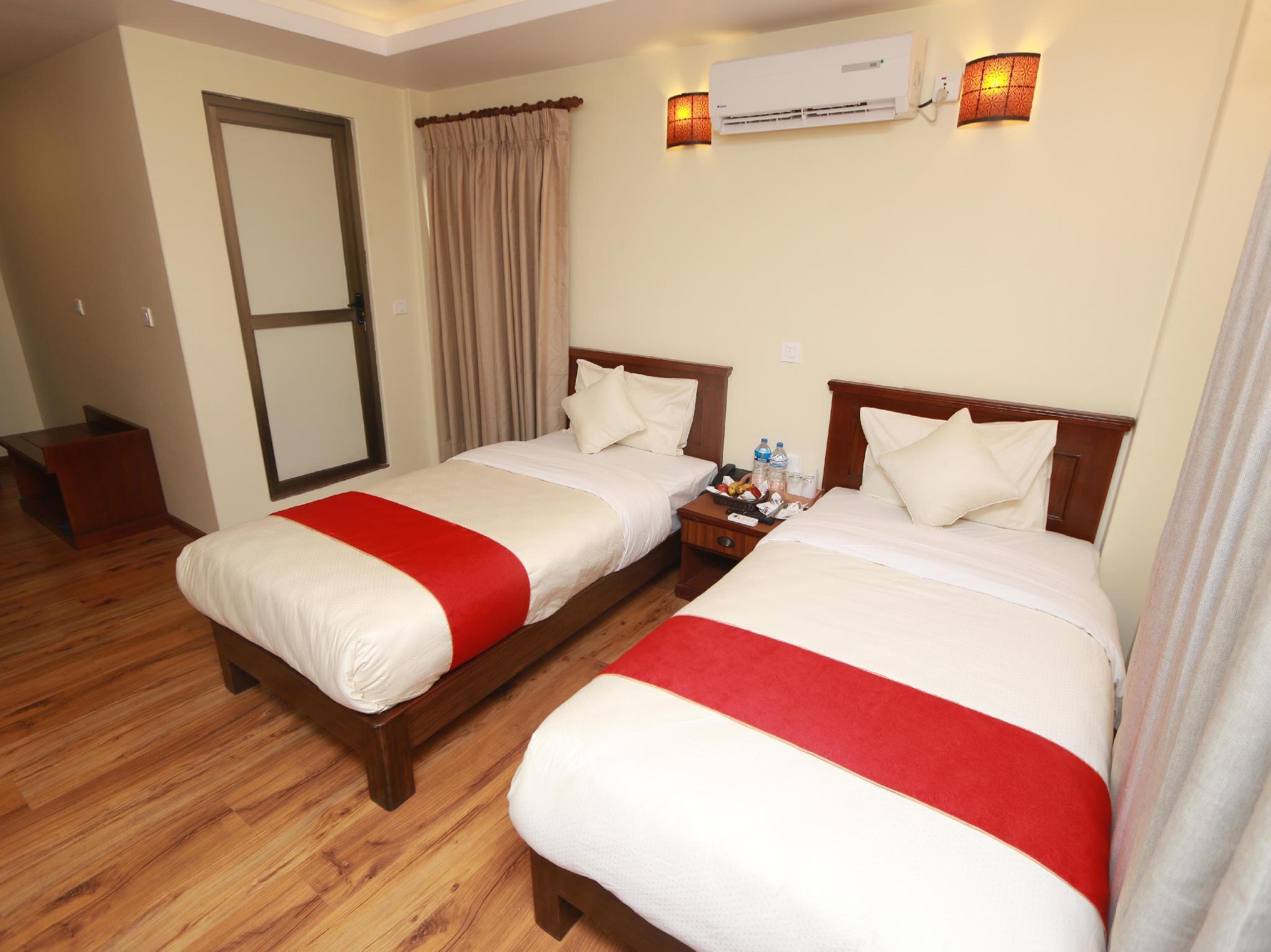Hotel Utsab Himalaya In Nepal