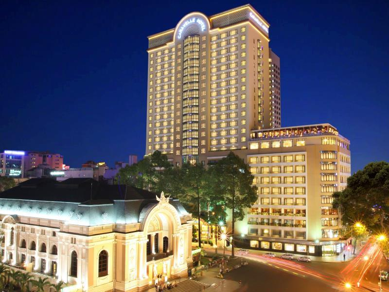 Caravelle Saigon Hotel In Ho Chi Minh City