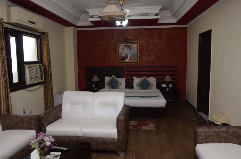 Hotel Grand Shoba In India
