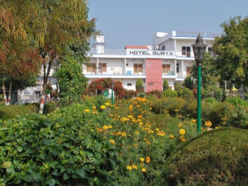 Hotel Surya Khajuraho In India