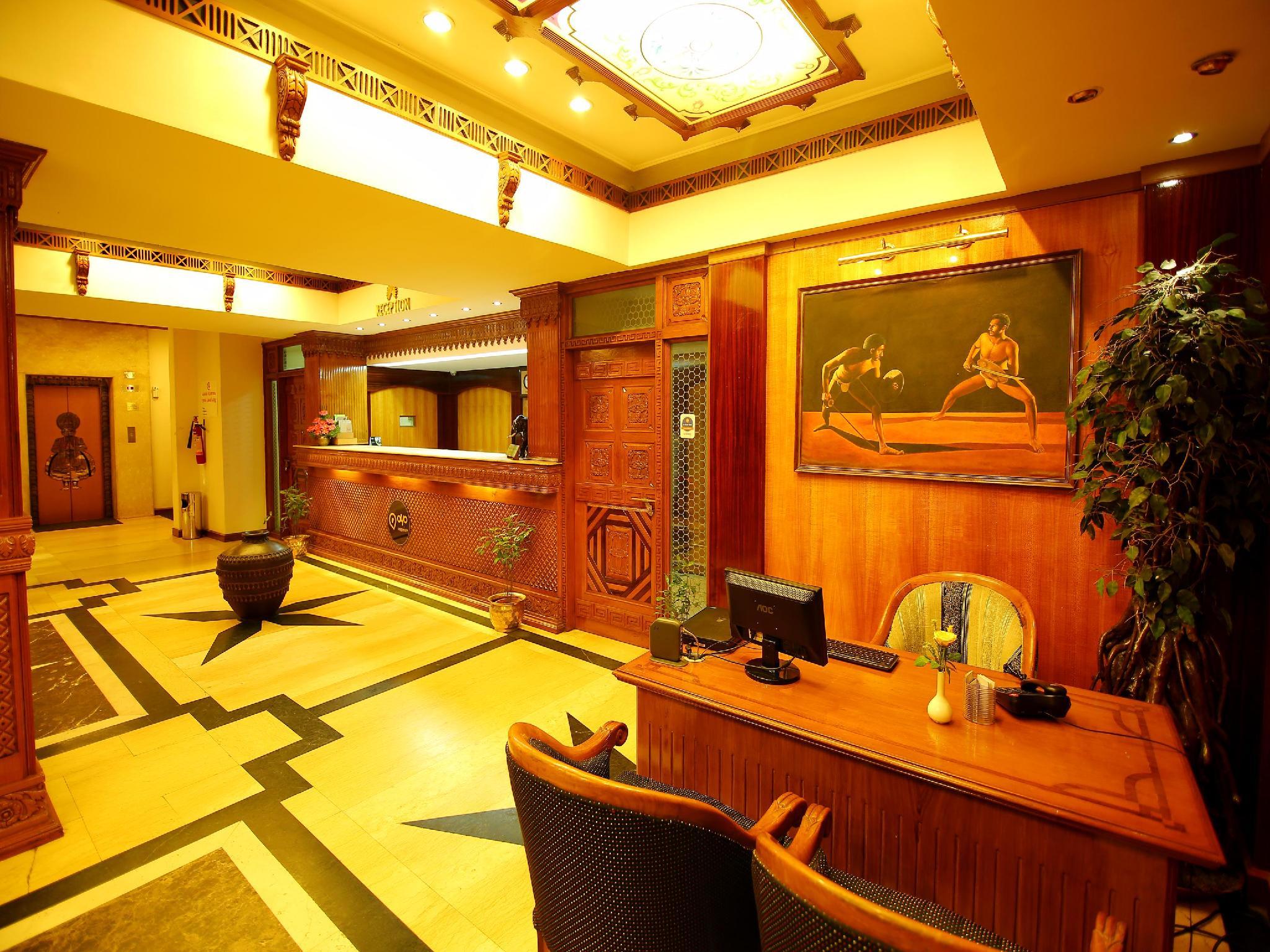 Oyo Premium Cochin Airport Extension In India