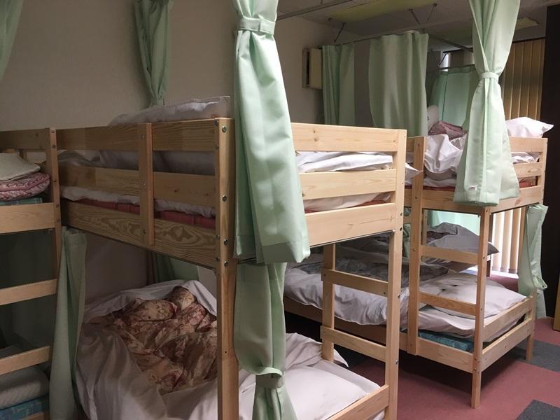 Gerobal Hostel In Japan
