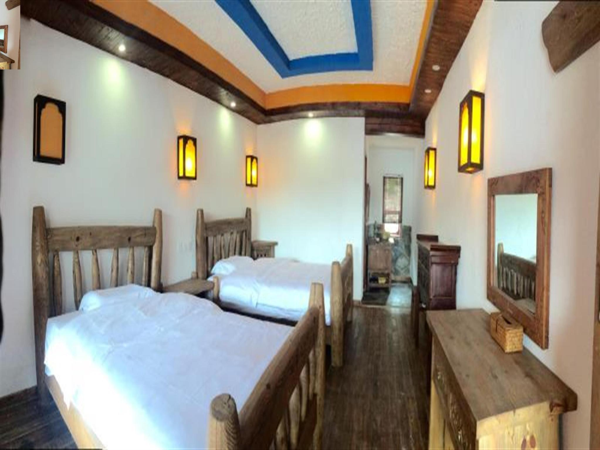 A Bu Lu Zi Eco Lodge In China