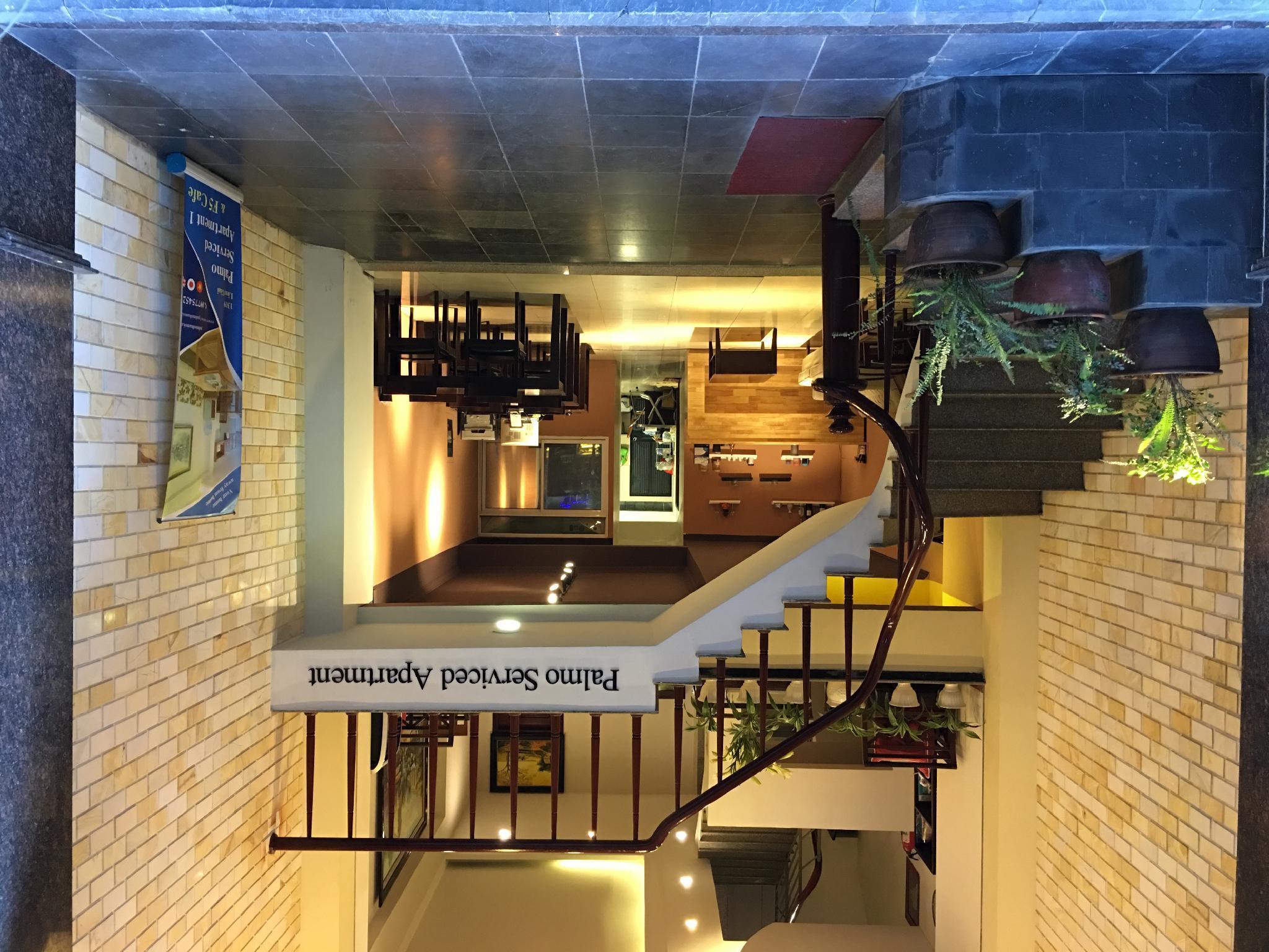 Palmo Hotel Apartment 1 In Vietnam