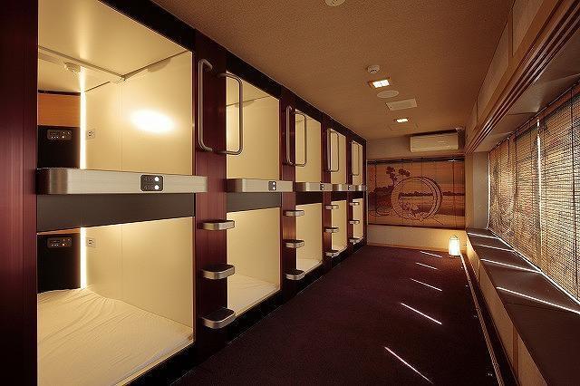 BEST POD HOTELS/CAPSULE HOTELS IN TOKYO JAPAN