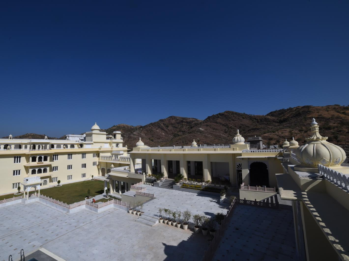 Hotel The Castle Mewar In India