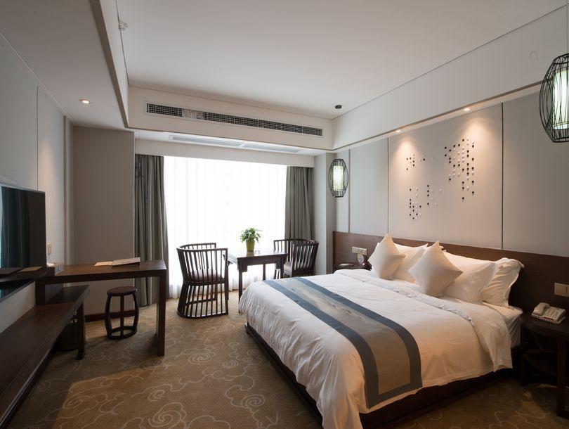 Chengdu Boke Manor Zen Tea Hotel In China