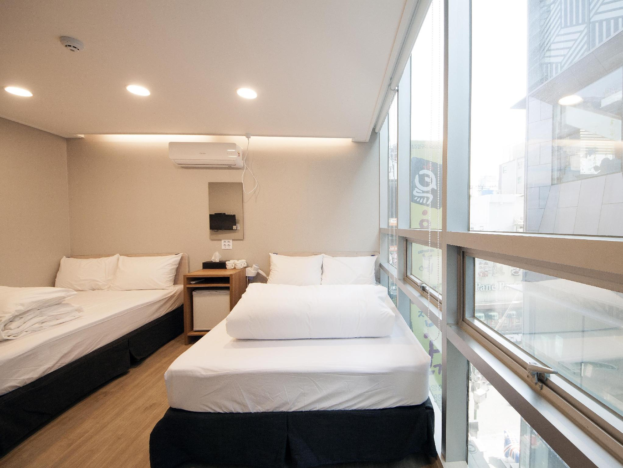 K Grand Hostel Myeongdong In Republic Of Korea