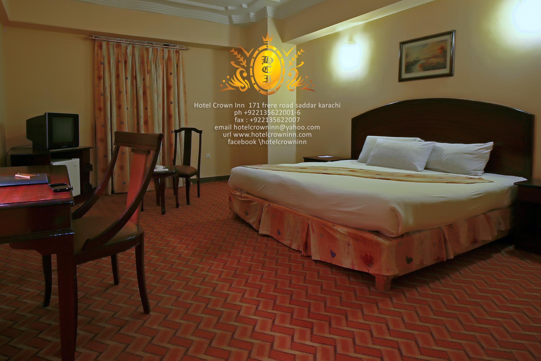Hotel Crown Inn In Pakistan