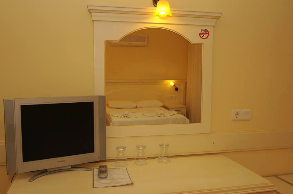 The Grand Ucel Hotel In Turkey