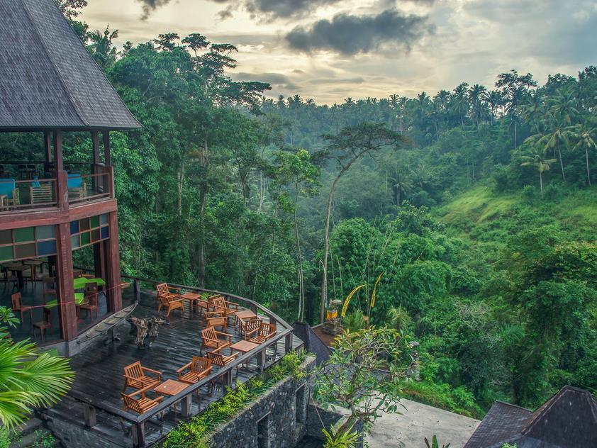 Book Udhiana Resort Ubud Bali Indonesia