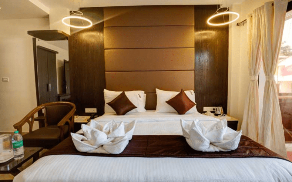 Hotel The North Reef Port Blair In India