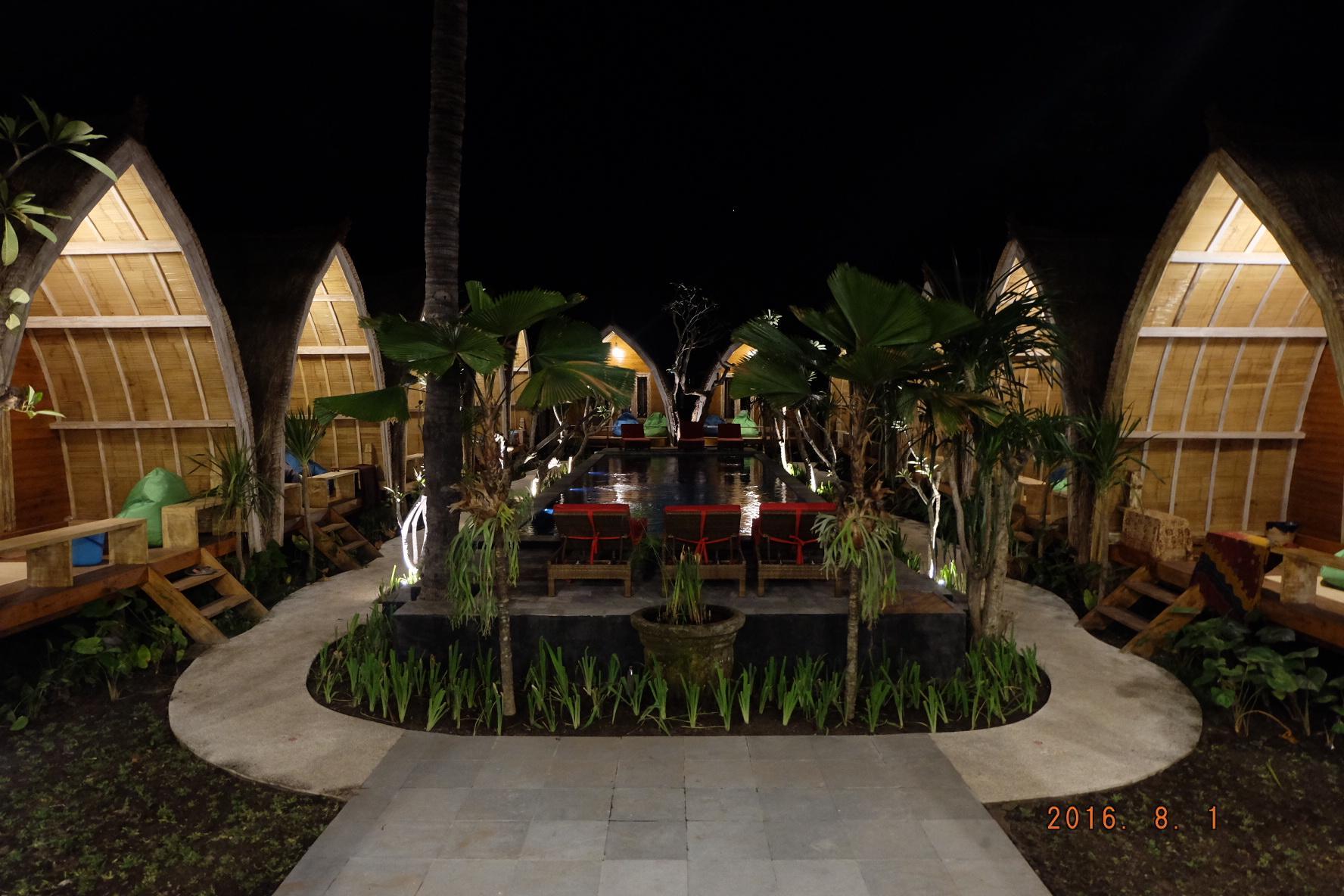 Paradesa Villa In Indonesia