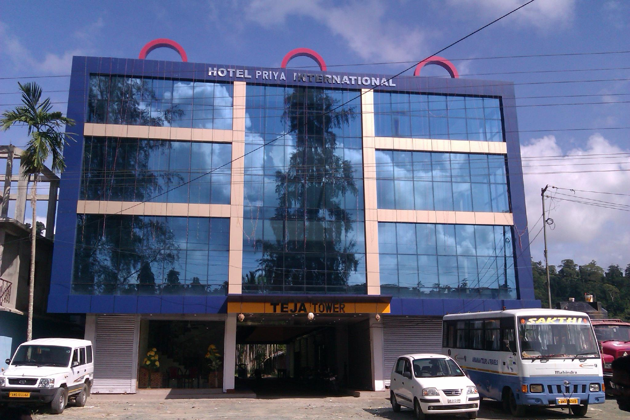 Hotel Priya International Rangat North And Middle Andaman