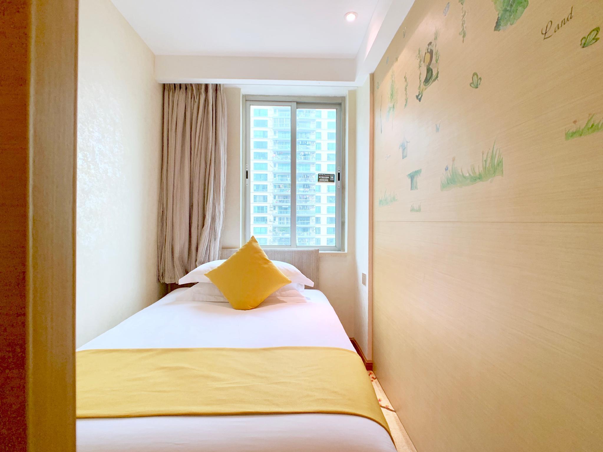 Shenzhen Ren Shan Heng Hotel In China