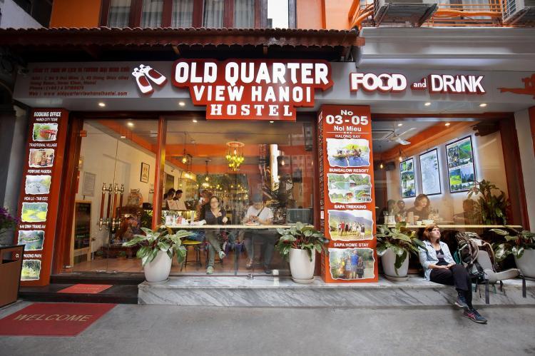 BEST HOSTELS IN OLD QUARTER HANOI, VIETNAM
