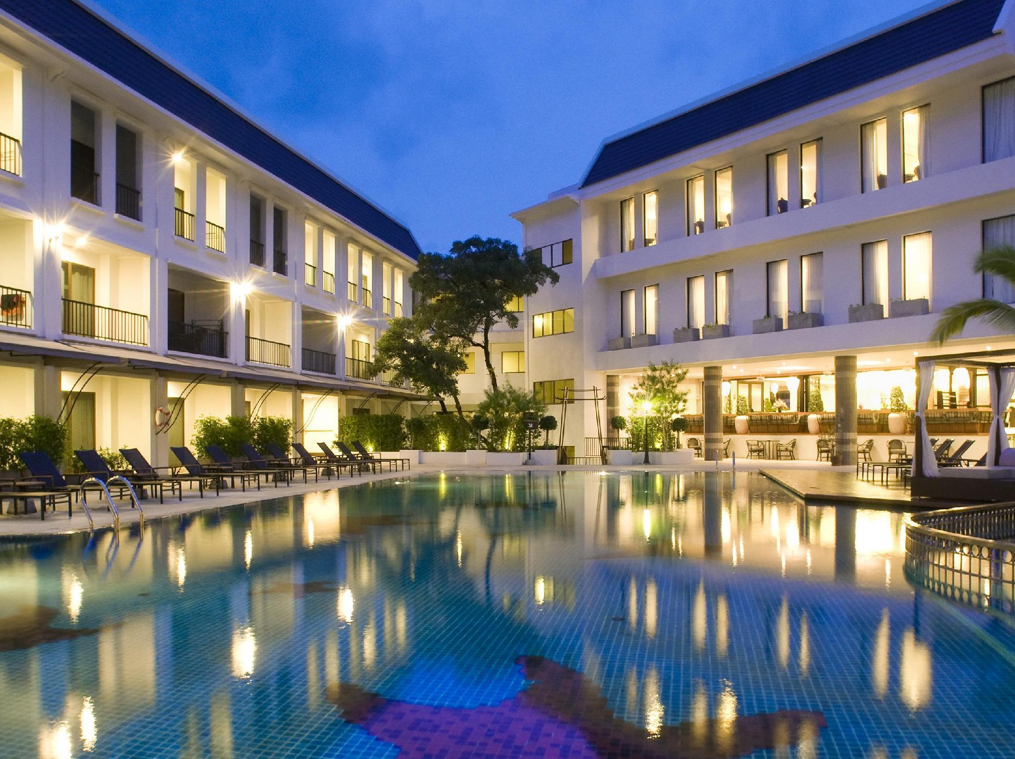 Hotel Patong Resort Phuket Thailand