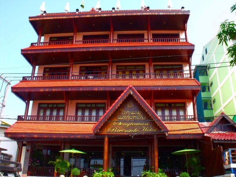 Seng Tawan Riverside Hotel Vientiane Laos