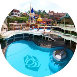 Vanda Gardenia Hotel Trawas