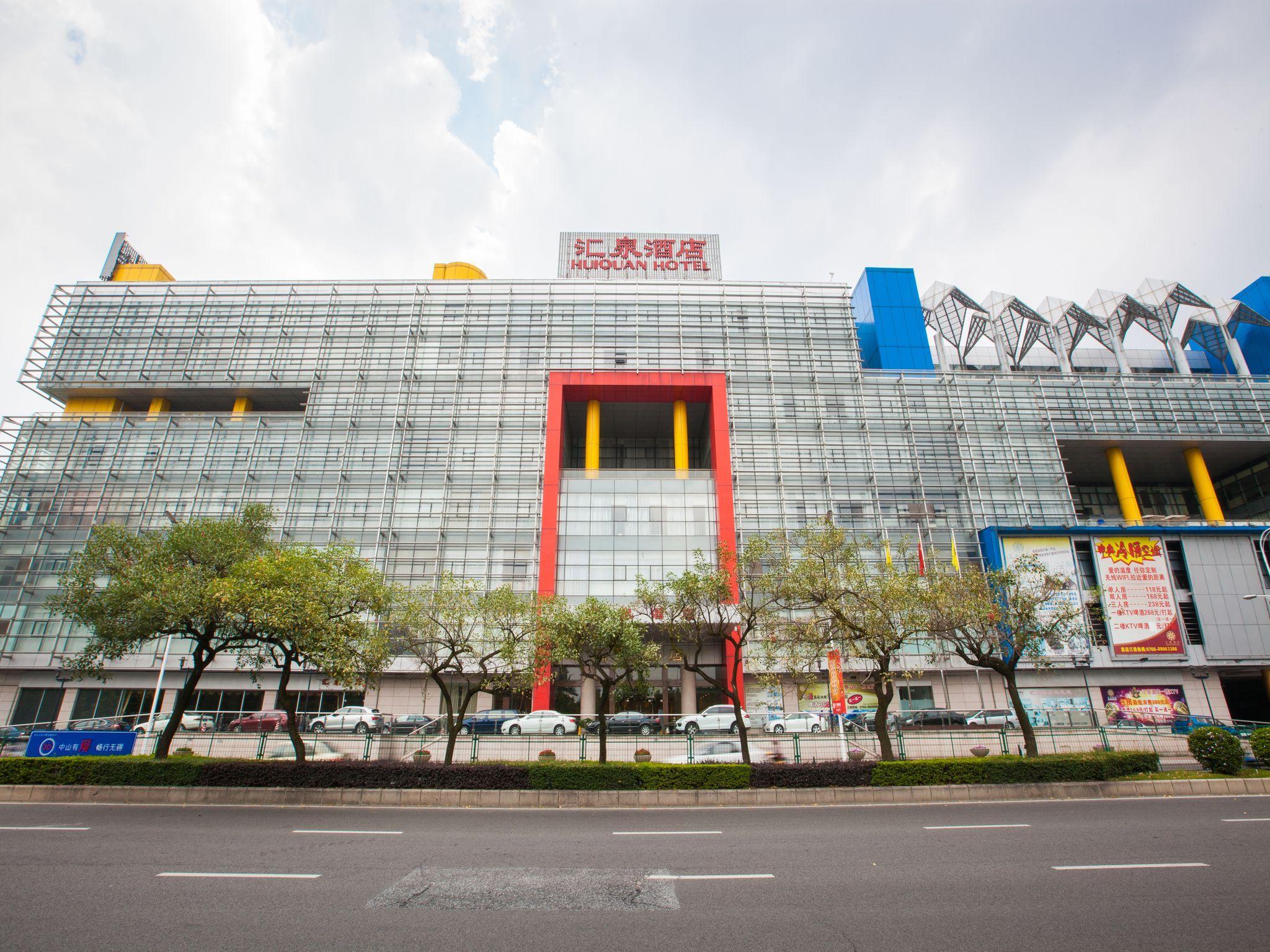 Hotel Di Zhongshan Zhongshan 3 Booking Promo Murah Di