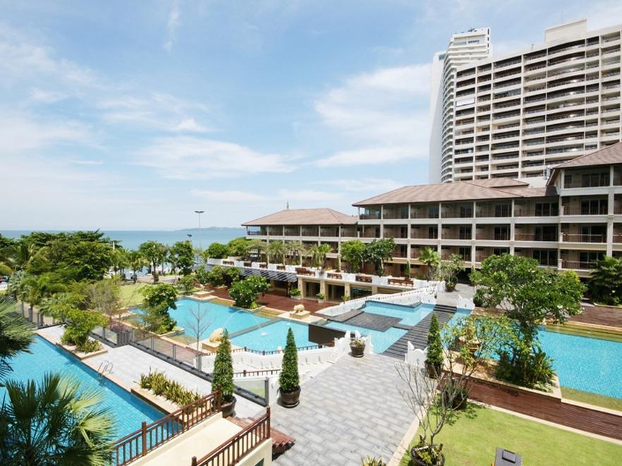 Pattaya Thailand Beach Resorts