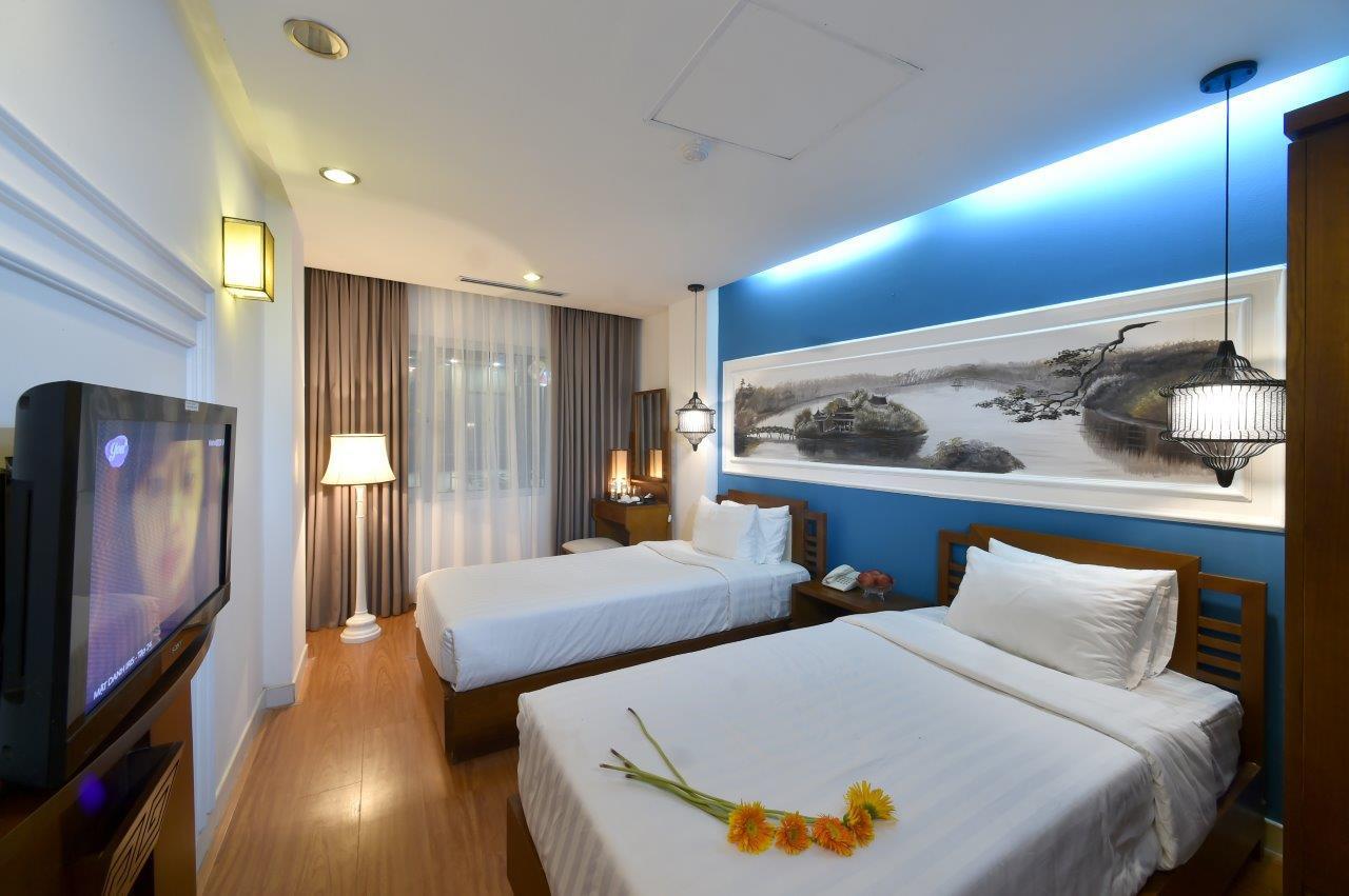 Hanoi Avatar Hotel In Vietnam