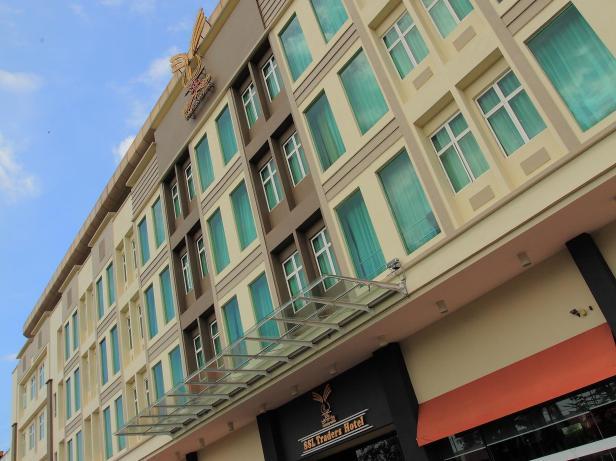 SSL Traders Hotel