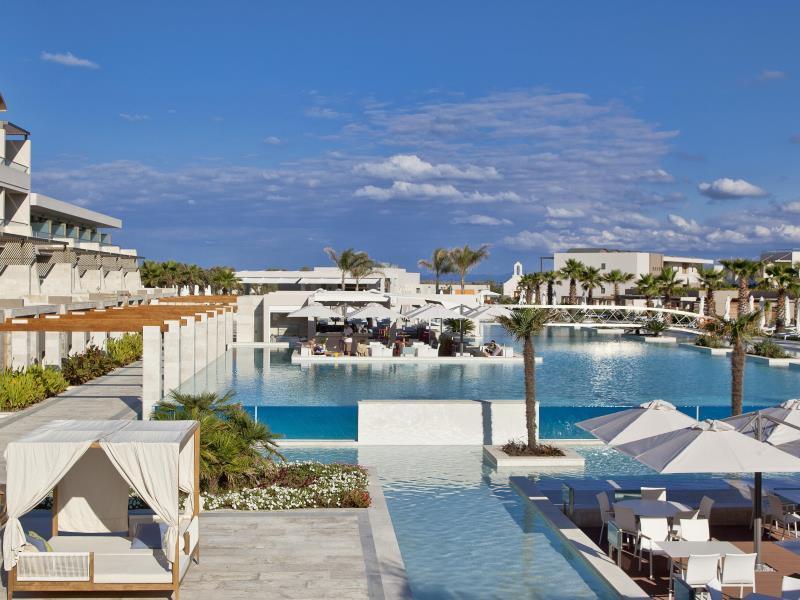 Avra Imperial Beach Resort And Spa In Crete