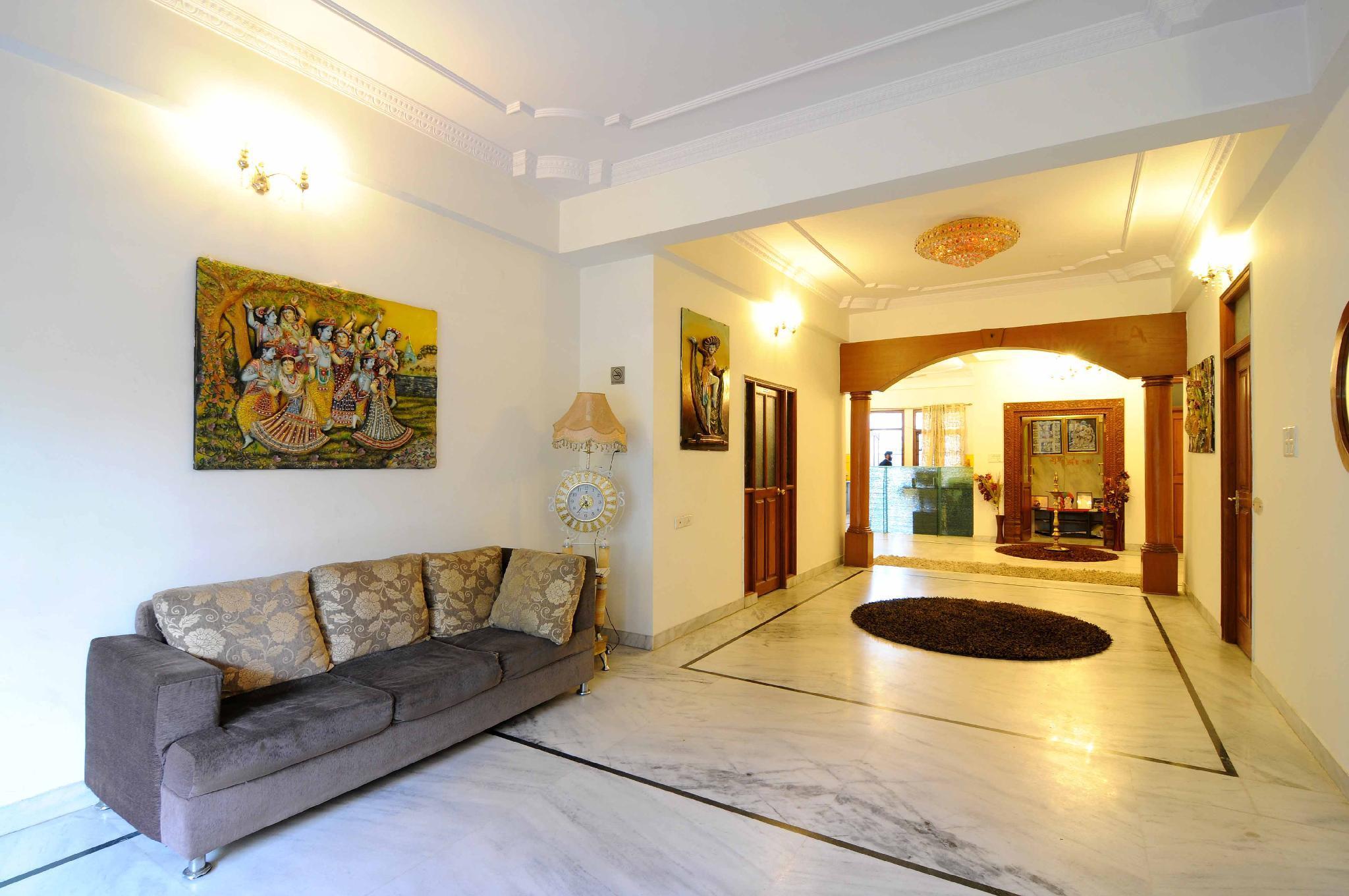 The Bouvice Villa In India