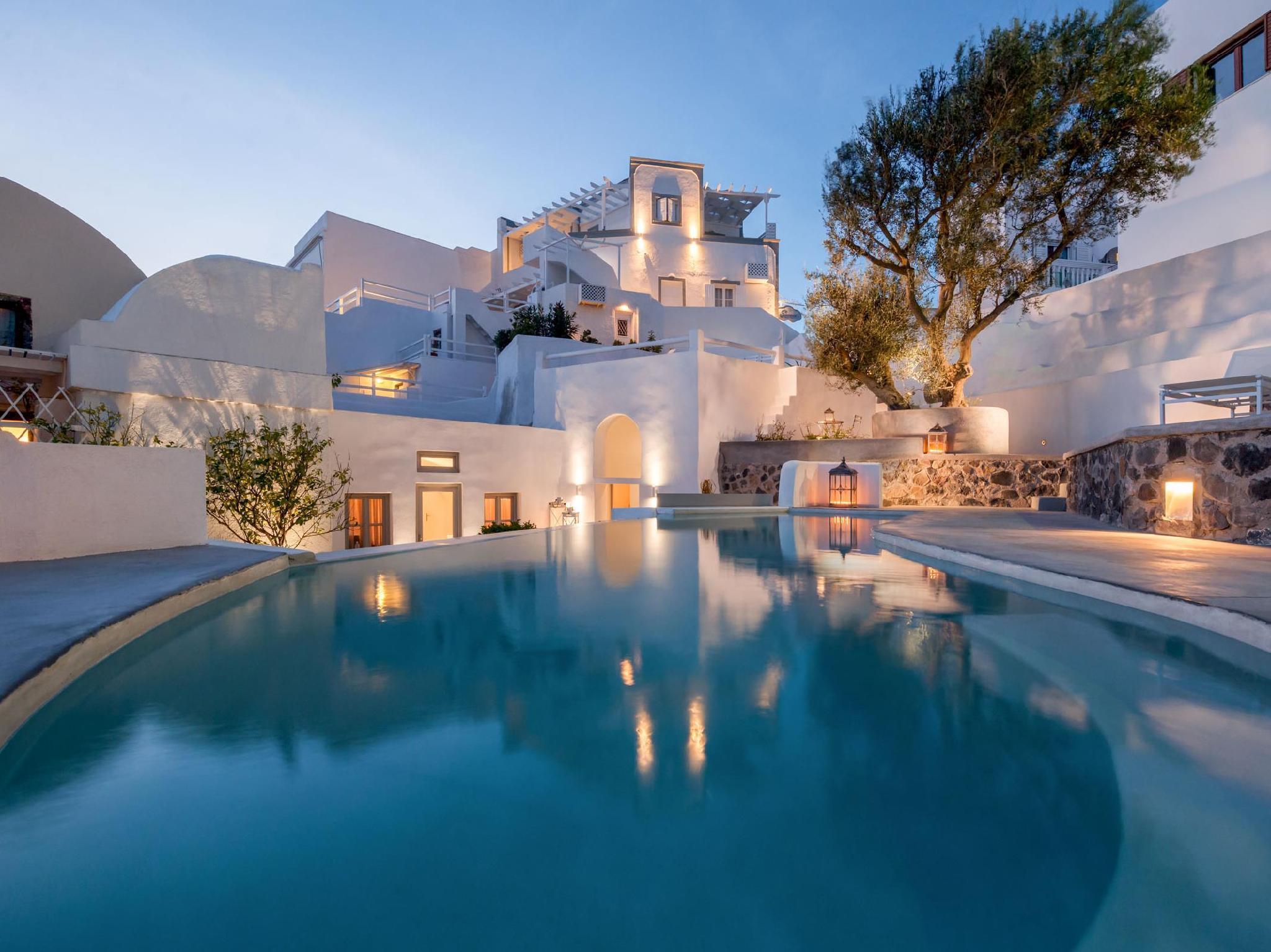 Book Senses Boutique Hotel Santorini Greece