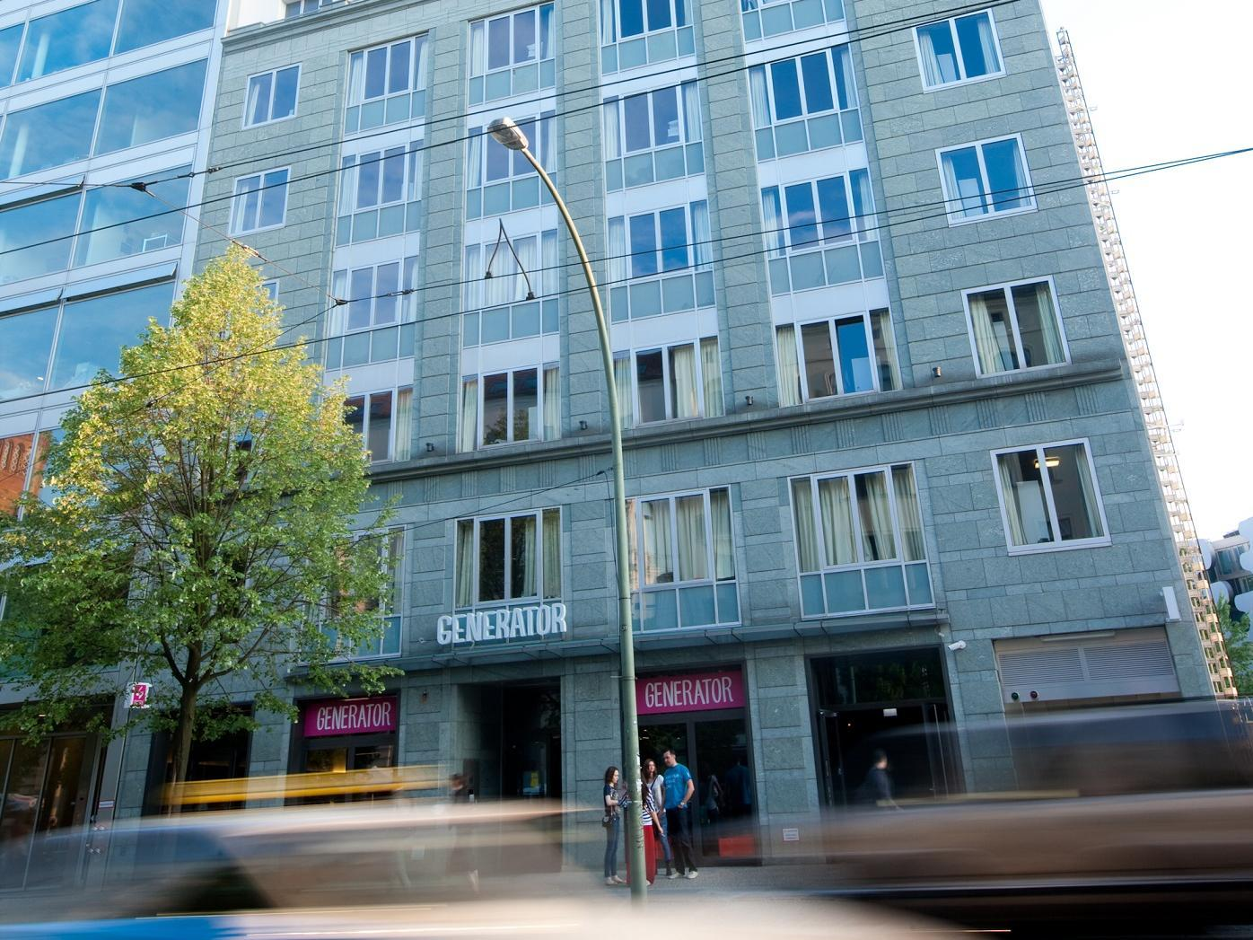 Generator Hostel Berlin Mitte In