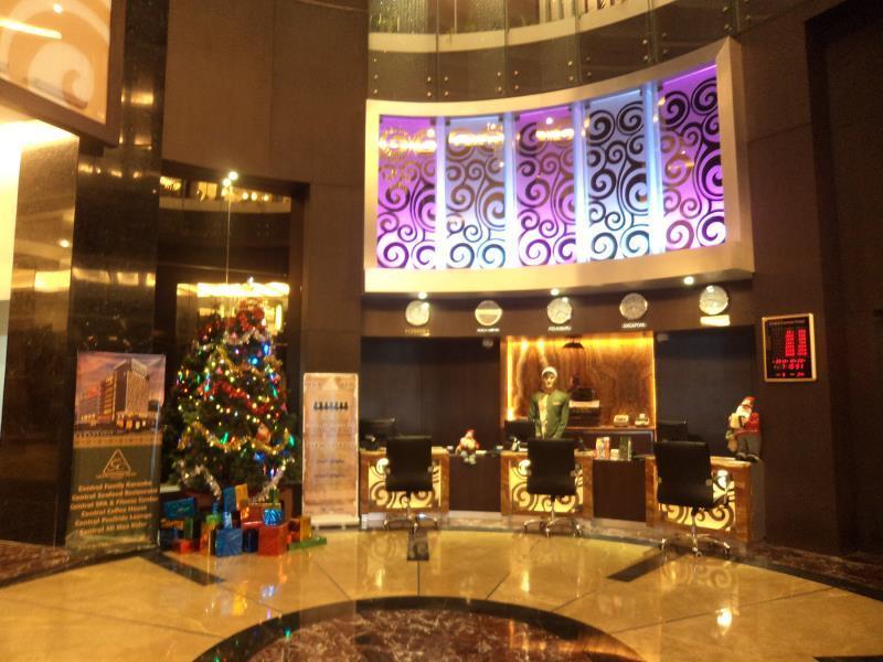 Grand Central Hotel Pekanbaru - Promo Harga