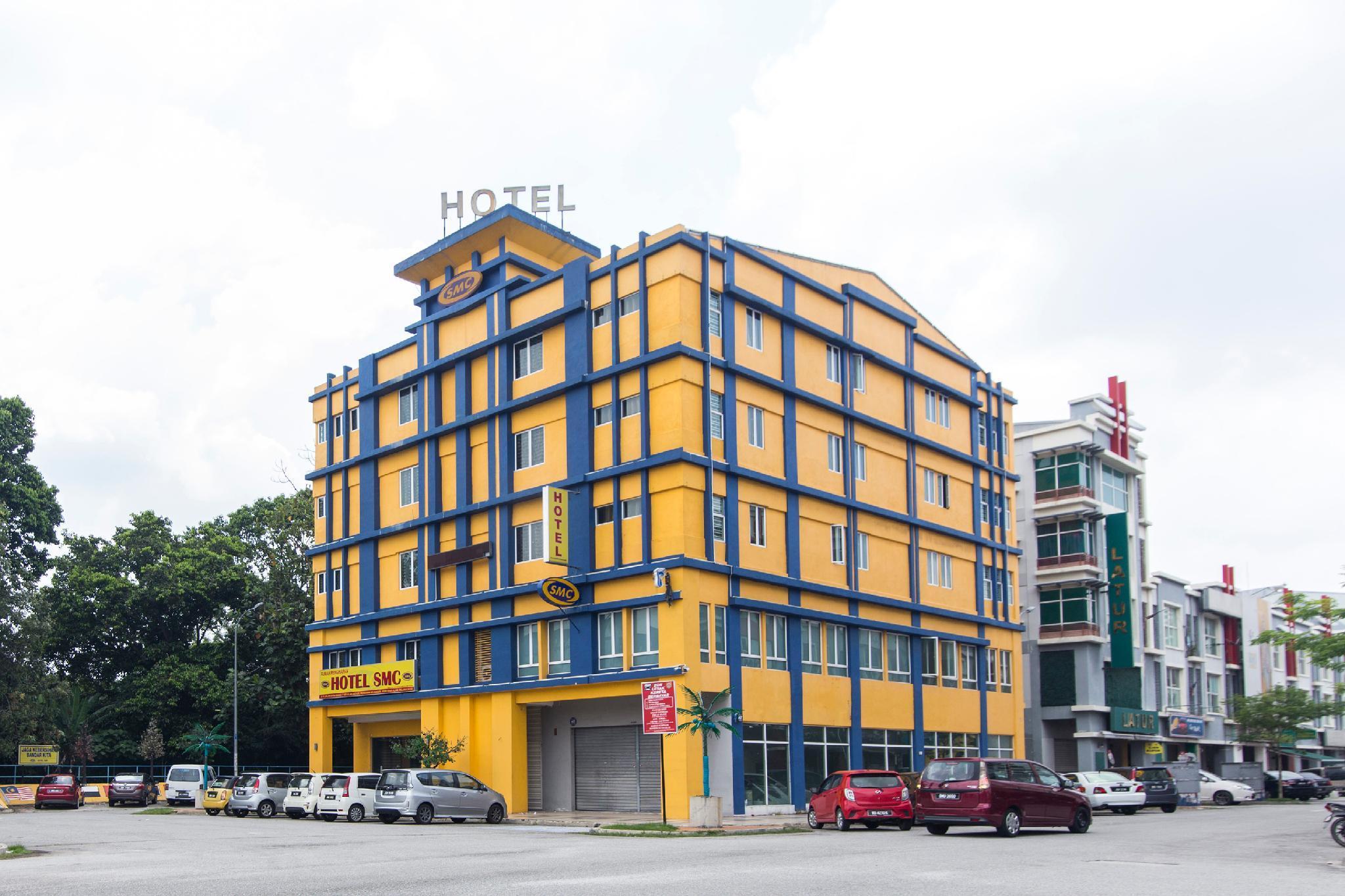 Oyo 258 Hotel Smc Alam Avenue In Malaysia