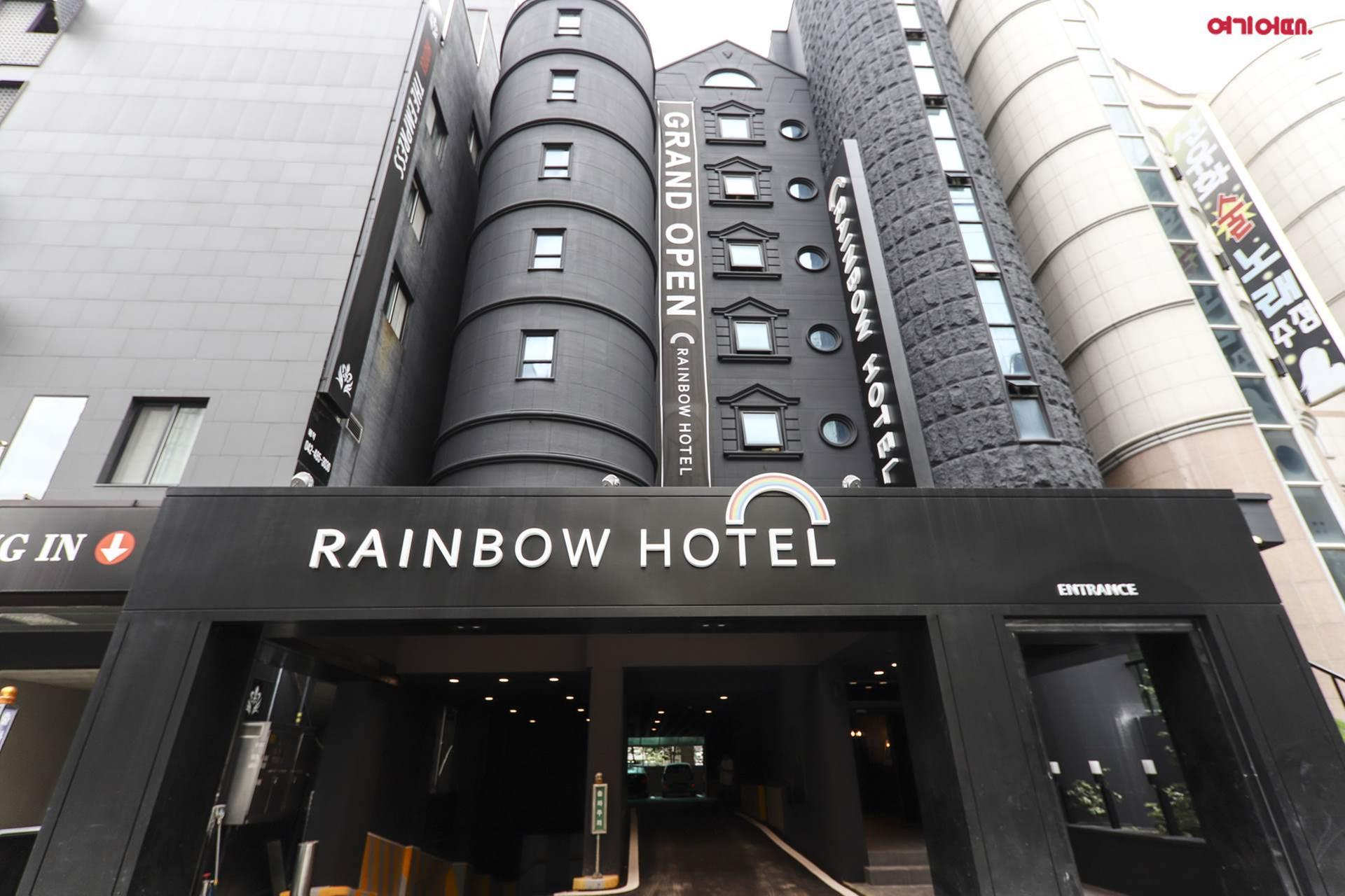 Rainbow Hotel Seo Gu Daejeon South Korea Great