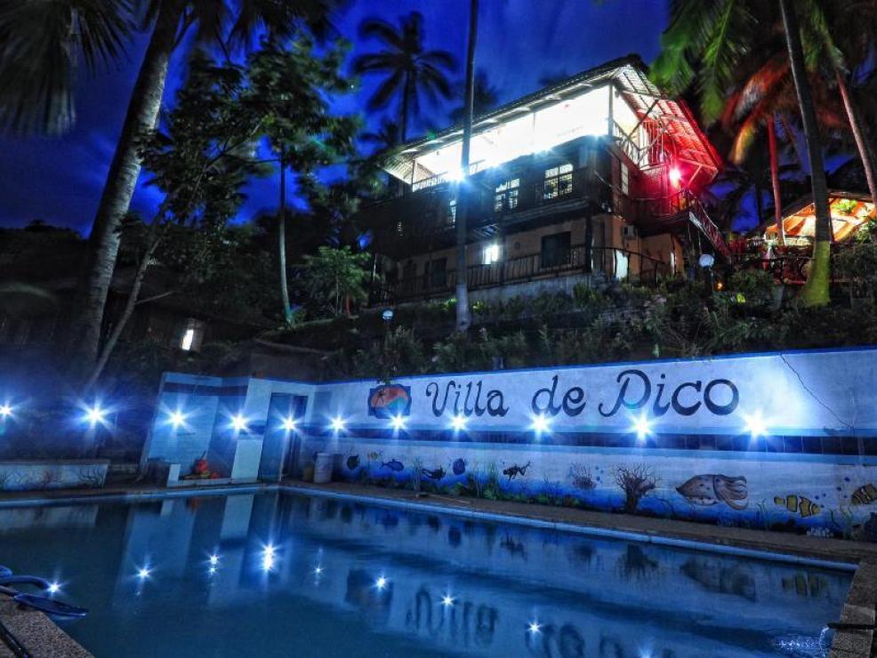 where to stay in Puerto Galera, Villa de Pico Puerto Galera