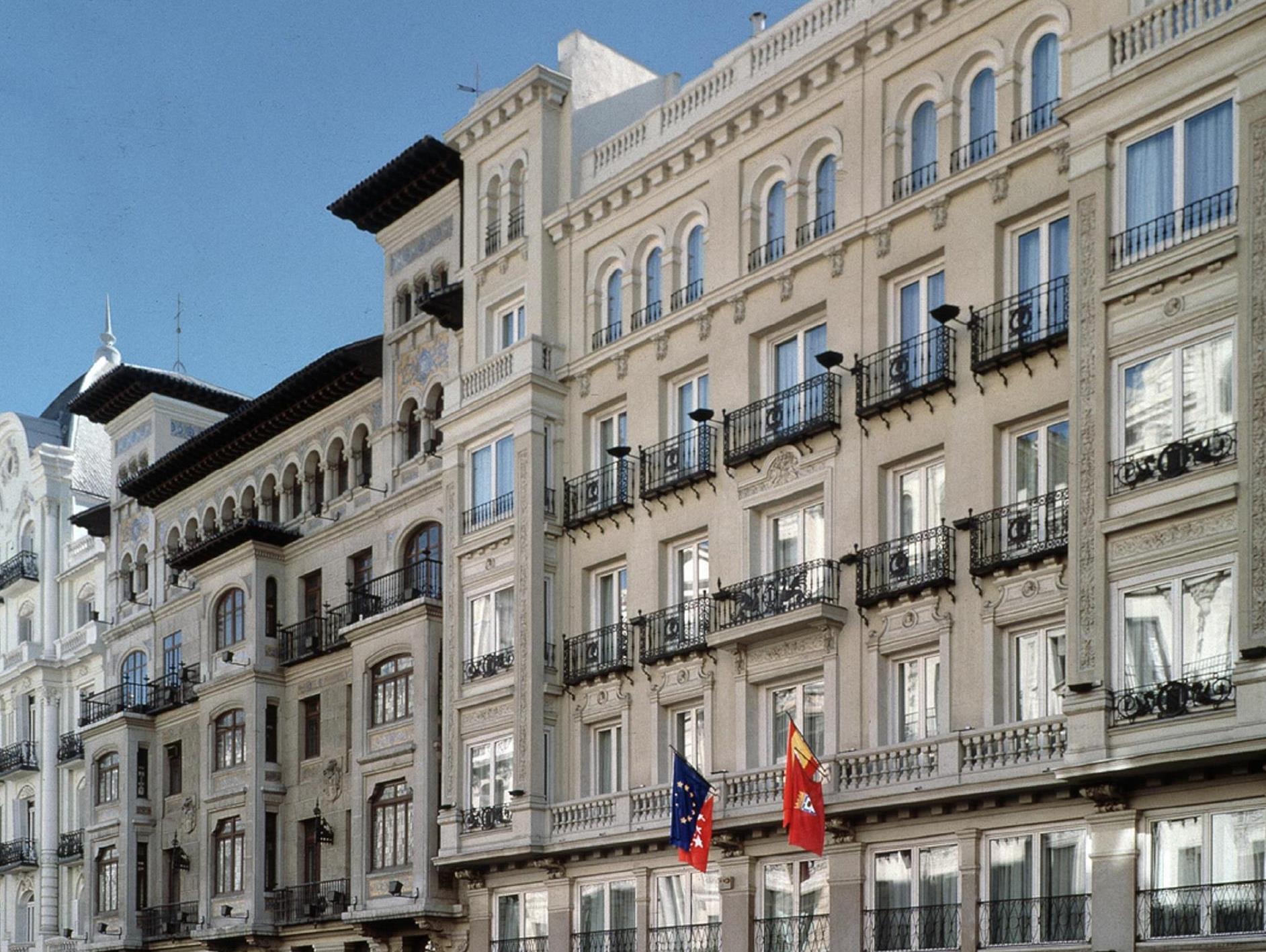 Book Catalonia Gran Hotel Madrid Spain